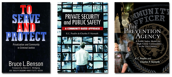 CIS Public Safety Books
